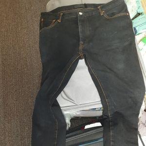 zara Skinny jeans waist 34